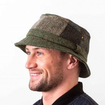 TweedBucket Hat