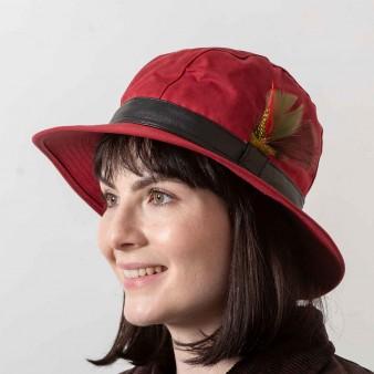 Trilby Wax Hat